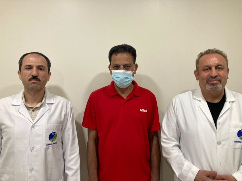 Early Detection and Multidisciplinary Treatment Saves Indian Expat from Life Threatening Esophageal Ruptures
