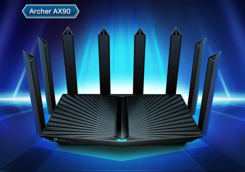 TP-Link Unveils Its New Tri-Band WiFi 6 Router: Archer AX90