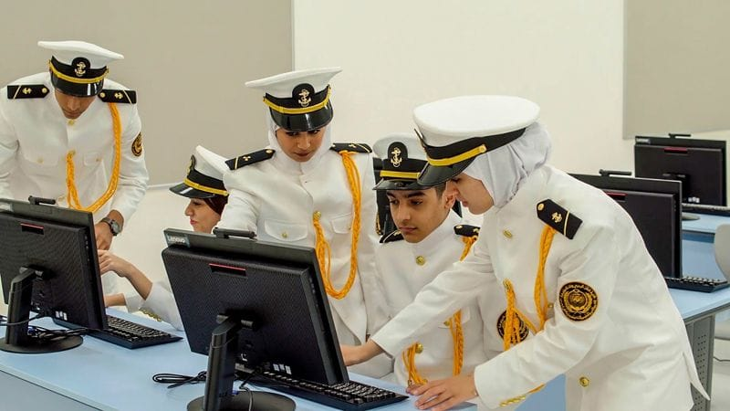 The Arab Academy for Science, Technology and Maritime Transport branch in Sharjah commences the Spring semester