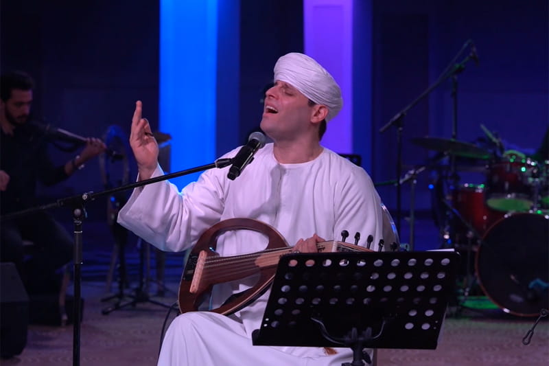 Sheikh Mahmoud Al Tohamy Mesmerizes Audiences with 16 Spiritual Songs