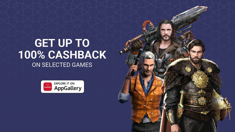 Incredible games you need to download on HUAWEI AppGallery